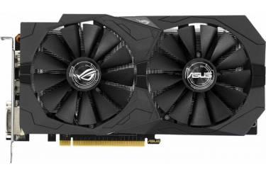 Видеокарта Asus PCI-E STRIX-GTX1050-O2G-GAMING nVidia GeForce GTX 1050 2048Mb 128bit GDDR5 1442/7008 DVIx2/HDMIx1/DPx1/HDCP Ret
