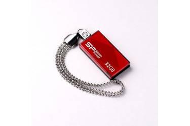 USB флэш-накопитель 4GB Silicon Power Touch 810 красный USB2.0