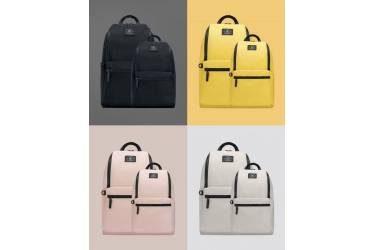Рюкзак Xiaomi 90 Points Pro Leisure Travel Backpack 10L (розовый) 145314