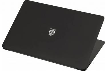 "Ноутбук Prestigio SmartBook 141A03 Atom Z3735F/2Gb/SSD32Gb/Intel HD Graphics/14.1""/TN/HD (1366x768)/Windows 10 Home/black/WiFi/BT/Cam/10000mAh"