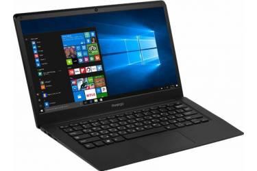 "Ноутбук Prestigio SmartBook 141C Atom X5 Z8350/2Gb/SSD32Gb/Intel HD Graphics 400/14.1""/IPS/FHD (1920x1080)/Windows 10 Home/black/WiFi/BT/Cam/9000mAh"