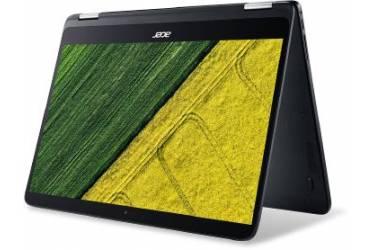 "Трансформер Acer Spin 7 SP714-51-M50P Core i5 7Y54/8Gb/SSD256Gb/Intel HD Graphics 615/14""/IPS/Touch/FHD (1920x1080)/Windows 10/black/WiFi/BT/Cam/2770mAh"