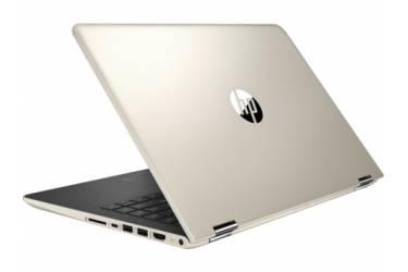 "Трансформер HP Pavilion x360 14-ba021ur Core i5 7200U/6Gb/1Tb/SSD128Gb/nVidia GeForce 940MX 2Gb/14""/IPS/Touch/FHD (1920x1080)/Windows 10 64/gold/WiFi/BT/Cam"