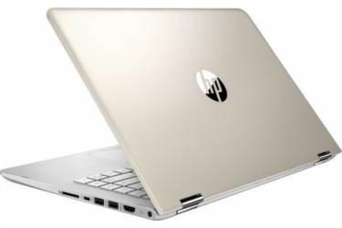 "Трансформер HP Pavilion x360 14-ba104ur Core i5 8250U/6Gb/1Tb/SSD128Gb/nVidia GeForce 940MX 2Gb/14""/IPS/Touch/FHD (1920x1080)/Windows 10 64/gold/WiFi/BT/Cam"