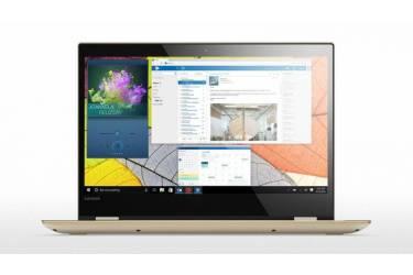 "Трансформер Lenovo IdeaPad YOGA 520-14IKB Core i5 7200U/8Gb/1Tb/SSD128Gb/nVidia GeForce 940MX 2Gb/14""/IPS/Touch/FHD (1920x1080)/Windows 10/gold/WiFi/BT/Cam"