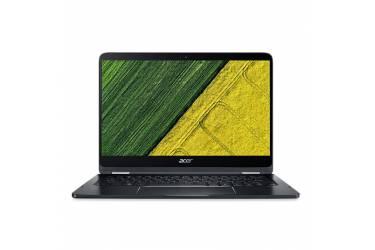 "Ультрабук Acer Spin SP714-51-M5DV Core i7 7Y75/8Gb/SSD256Gb/Intel HD Graphics/14""/FHD (1920x1080)/Windows 10/black/WiFi/BT/Cam/2770mAh"