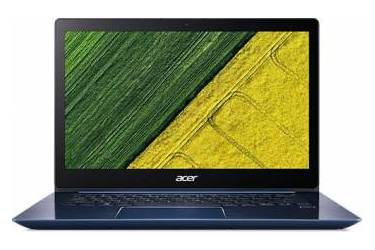 "Ультрабук Acer Swift 3 SF314-52-30ZQ Core i3 7100U/8Gb/SSD128Gb/Intel HD Graphics 620/14""/IPS/FHD (1920x1080)/Windows 10/blue/WiFi/BT/Cam/3220mAh"
