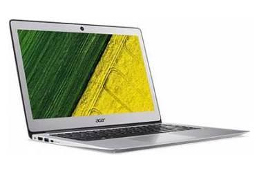 "Ультрабук Acer Swift 3 SF314-52-33AX Core i3 7100U/8Gb/SSD128Gb/Intel HD Graphics 620/14""/IPS/FHD (1920x1080)/Linux/silver/WiFi/BT/Cam/3220mAh"