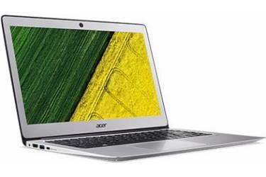 "Ультрабук Acer Swift 3 SF314-52-71A6 Core i7 7500U/8Gb/SSD256Gb/Intel HD Graphics 620/14""/IPS/FHD (1920x1080)/Linux/silver/WiFi/BT/Cam/3220mAh"