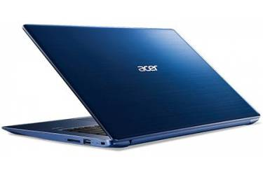 "Ультрабук Acer Swift 3 SF314-52G-56CD Core i5 8250U/8Gb/SSD256Gb/nVidia GeForce Mx150 2Gb/14""/IPS/FHD (1920x1080)/Windows 10/blue/WiFi/BT/Cam"