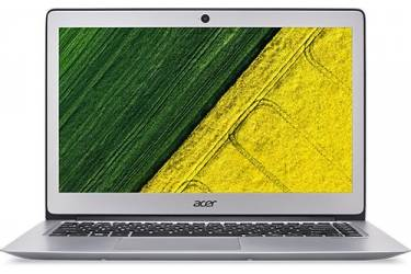 """Ультрабук Acer Swift 3 SF314-52G-59Y1 Core i5 8250U/8Gb/SSD256Gb/nVidia GeForce Mx150 2Gb/14""""/IPS/FHD (1920x1080)/Linux/silver/WiFi/BT/Cam"""