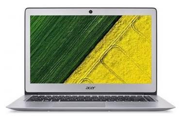 """Ультрабук Acer Swift 3 SF314-52G-844Y Core i7 8550U/8Gb/SSD512Gb/nVidia GeForce Mx150 2Gb/14""""/IPS/FHD (1920x1080)/Linux/silver/WiFi/BT/Cam/3315mAh"""