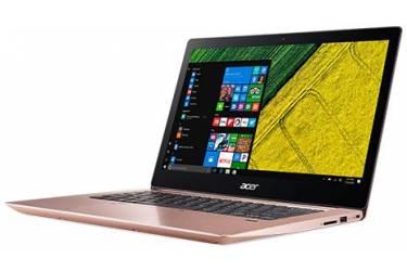 "Ультрабук Acer Swift 3 SF314-52G-84PC Core i7 8550U/8Gb/SSD256Gb/nVidia GeForce Mx150 2Gb/14""/IPS/FHD (1920x1080)/Windows 10/pink/WiFi/BT/Cam"