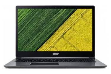 "Ультрабук Acer Swift 3 SF315-51-55TM Core i5 7200U/8Gb/SSD256Gb/Intel HD Graphics 620/15.6""/IPS/FHD (1920x1080)/Windows 10/dk.grey/WiFi/BT/Cam/3220mAh"