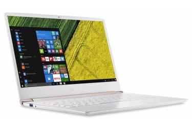 "Ультрабук Acer Swift 5 SF514-51-75AC Core i7 7500U/8Gb/SSD256Gb/Intel HD Graphics 620/14""/IPS/FHD (1920x1080)/Linux/white/WiFi/BT/Cam/4670mAh"