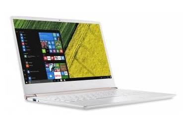 "Ультрабук Acer Swift 5 SF514-51-799K Core i7 7500U/8Gb/SSD256Gb/Intel HD Graphics 620/14""/IPS/FHD (1920x1080)/Windows 10/white/WiFi/BT/Cam/4670mAh"