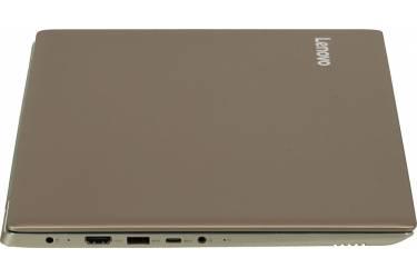 "Ноутбук Lenovo IdeaPad 520S-14IKB Core i3 7100U/4Gb/SSD256Gb/Intel HD Graphics 620/14""/IPS/FHD (1920x1080)/Windows 10/gold/WiFi/BT/Cam"