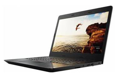 "Ноутбук Lenovo ThinkPad Edge 470 Core i3 6006U/4Gb/500Gb/Intel HD Graphics 520/14""/HD (1366x768)/Free DOS/black/WiFi/BT/Cam"