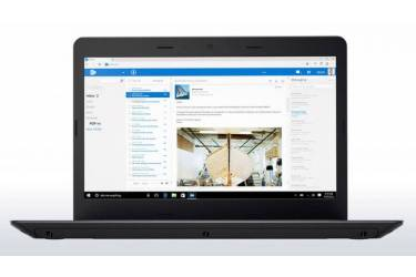 "Ноутбук Lenovo ThinkPad Edge 470 Core i3 6006U/4Gb/SSD180Gb/Intel HD Graphics 520/14""/FHD (1920x1080)/Windows 10 Professional/black/WiFi/BT/Cam"
