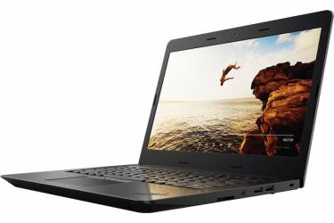 "Ноутбук Lenovo ThinkPad Edge 470 Core i7 7500U/8Gb/1Tb/nVidia GeForce 940MX 2Gb/14""/FHD (1920x1080)/Windows 10 Professional 64/black/WiFi/BT/Cam"
