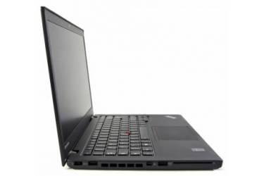 "Ноутбук Lenovo ThinkPad T440 Core i5 4300U/4Gb/500Gb/Intel HD Graphics HD 4400/14""/HD+ (1600x900)/Windows 8 Professional 64/black/WiFi/BT/Cam"