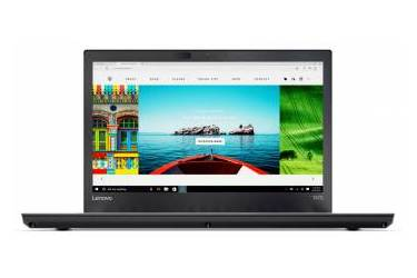 "Ноутбук Lenovo ThinkPad T470 Core i5 7200U/8Gb/SSD256Gb/Intel HD Graphics 620/14""/IPS/FHD (1920x1080)/Windows 10 Professional/black/WiFi/BT/Cam"