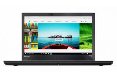 "Ноутбук Lenovo ThinkPad T470P Core i5 7440HQ/8Gb/SSD256Gb/Intel HD Graphics 630/14""/IPS/FHD (1920x1080)/Windows 10 Professional/black/WiFi/BT/Cam"
