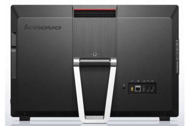 """Моноблок Lenovo S200z 19.5"""" HD+ Cel J3060 (1.6)/2Gb/500Gb 7.2k/HDG400/DVDRW/CR/noOS/GbitEth/WiFi/BT/клавиатура/мышь/Cam/черный 1600x900"""