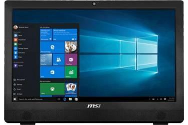 "Моноблок MSI Pro 24 6NC-023RU 23.6"" Full HD i3 6100 (3.7)/8Gb/1Tb 7.2k/GT930MX 2Gb/DVDRW/Windows 10 Home Single Language/GbitEth/WiFi/BT/клавиатура/мышь/Cam/черный 1920x1080"