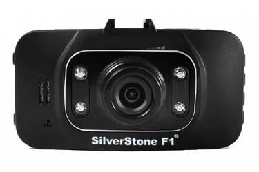Видеорегистратор Silverstone F1 NTK-8000 F черный 1.3Mpix 1080x1920 1080p 140гр.
