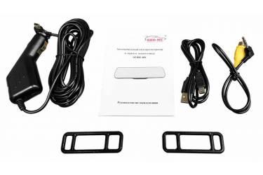 Видеорегистратор Sho-Me SFHD 400 черный 3Mpix 1080x1920 1080p 120гр. Novatek 96220