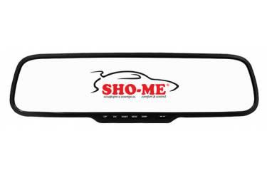 Видеорегистратор Sho-Me SFHD 300 черный 3Mpix 1080x1920 1080p 140гр. Novatek 96220