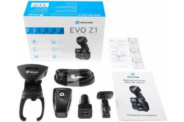 Видеорегистратор Neoline EVO Z1 черный 2Mpix 1080x1920 1080p 150гр. NTK96658