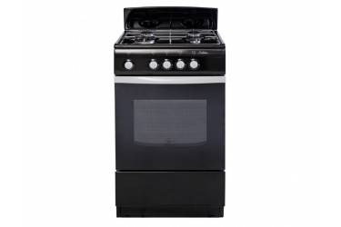 Плита газовая De luxe 5040.38г (щ)  черный мр 85*50*50см без крышки