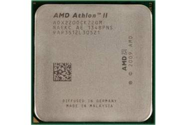 Процессор AMD Athlon II X2 220 AM3 (ADX220OCK22GM) (2.8GHz/4000MHz) OEM