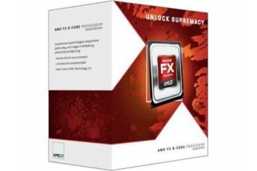 Процессор AMD FX 8320 AM3+ (FD8320FRHKBOX) (3.5GHz/5200MHz) Box