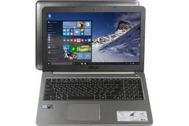 """Ноутбук Asus K501UX-DM771T 90NB0A62-M04420  i7-6500U (2.5)/6G/1T/15.6""""FHD AG/NV GTX950M 4G/no ODD/BT/Win10 Gray Metal"""