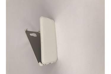 Чехол-книжка Aksberry для Samsung SM-J510F/DS Galaxy J5 (2016) (белый)