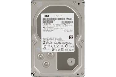 "Жесткий диск HGST SATA-III 4Tb 0S03665 H3IKNAS40003272SE NAS (7200rpm) 64Mb 3.5"" Rtl"
