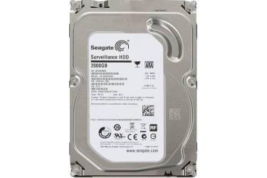 "Жесткий диск Seagate Original SATA-III 2Tb ST2000VX003 Surveillance (5900rpm) 64Mb 3.5"""