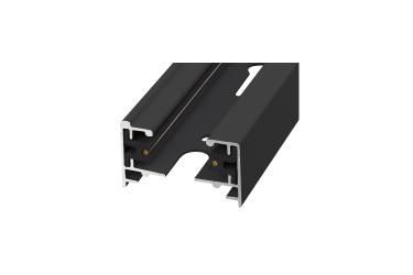 Шинопроводы однофазные Volpe UBX-Q121 KS2 BLACK 100  1м черный