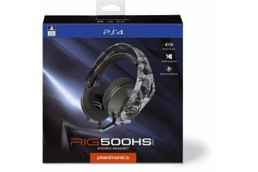 Наушники с микрофоном Plantronics RIG 500HS камуфляж 1.3м мониторы оголовье (206055-05)