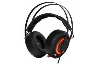 Наушники с микрофоном Steelseries Siberia 650 черный 1.2м мониторы оголовье (51193)