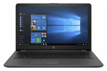 "Ноутбук HP 250 G6 Core i5 7200U/4Gb/SSD128Gb/DVD-RW/Intel HD Graphics 620/15.6""/SVA/FHD (1920x1080)/Windows 10 Professional 64/black/WiFi/BT/Cam"