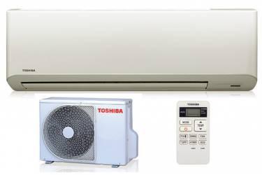 Сплит-система Toshiba RAS-07S3KHS-EE/RAS-07S3AHS-E белый