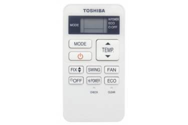 Сплит-система Toshiba RAS-10BAVG-EE/RAS-10BKVG белый
