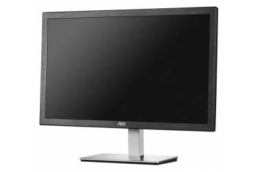 "Монитор AOC 23.6"" i2476Vwm(00/01) черный IPS LED 5ms 16:9 HDMI матовая 1000:1 250cd 1920x1080 D-Sub FHD 3.84кг"