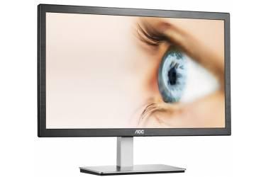 "Монитор AOC 23.6"" Style E2476VWM6(/01) черный TN LED 16:9 HDMI матовая 250cd 1920x1080 D-Sub FHD 3.84кг"