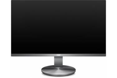 """Монитор AOC 23.8"""" Professional I2490VXQ/BT(00/01) темно-серый IPS LED 4ms 16:9 HDMI M/M матовая 250cd 178гр/178гр 1920x1080 D-Sub DisplayPort FHD"""