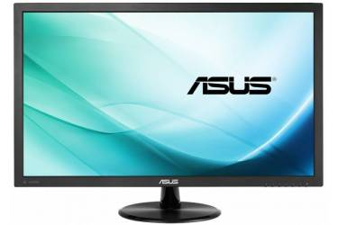 "Монитор Asus 23.6"" VP247H черный TN+film LED 16:9 DVI HDMI M/M матовая 00:1 250cd 1920x1080 D-Sub FHD 4кг"